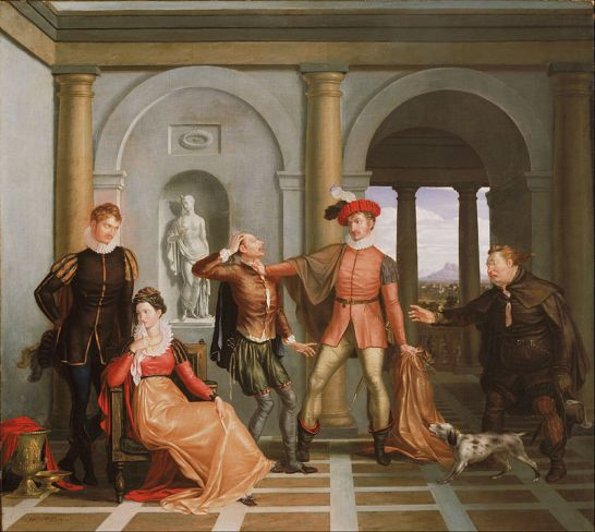 800px-Washington_Allston,_American_-_Scene_from_Shakespeare's__The_Taming_of_the_Shrew__(Katharina_and_Petruchio)_-_Google_Art_Project.jpg